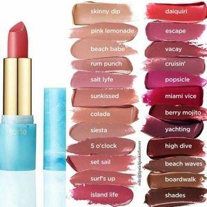 Tarte SEA Color Splash Lipstick in Miami Vice